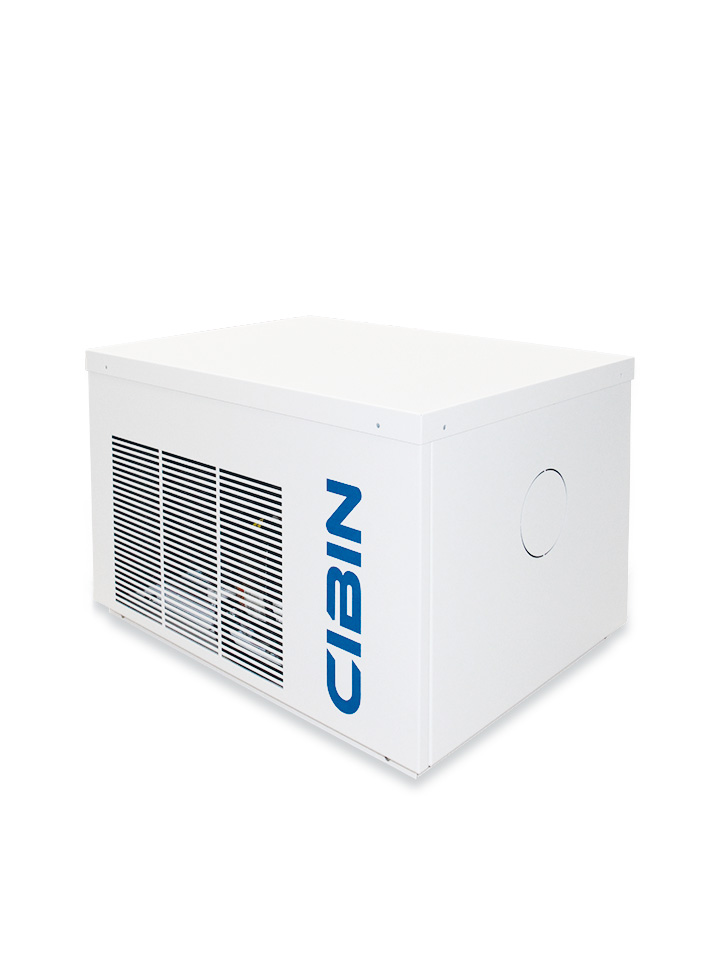 Condensing unit can be used for different applications