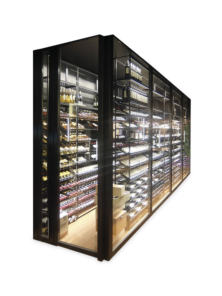 Refrigerated Wine Cellar