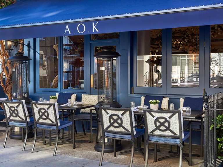 A.O.K Kitchen & Bakery
